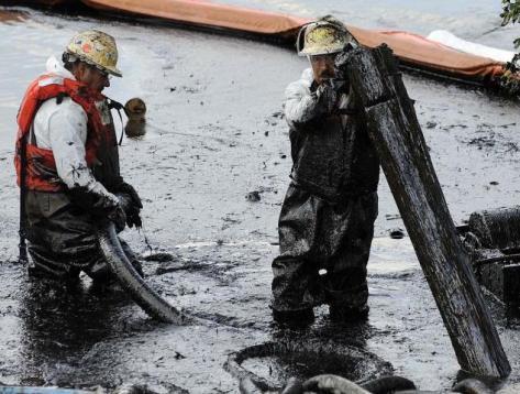 tar sands oil spill