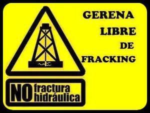 logo gerena libre de fracking III