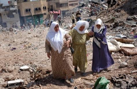 KRTMIDEAST MIDDLE EAST MIDEAST JENIN WAR PALESTINIANS ISRAEL